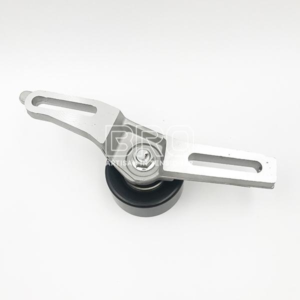 Gates V-Ribbed Belt Tensioner Pulley For Citroen Mega Peugeot Drive Fan T39101